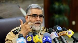 Iranian Army Ground Forces Brigadier General Ahmad-Reza Pourdastan