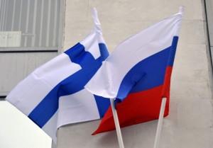 Suomi_Venäjä_lippu_LK_Sari Gustafsson