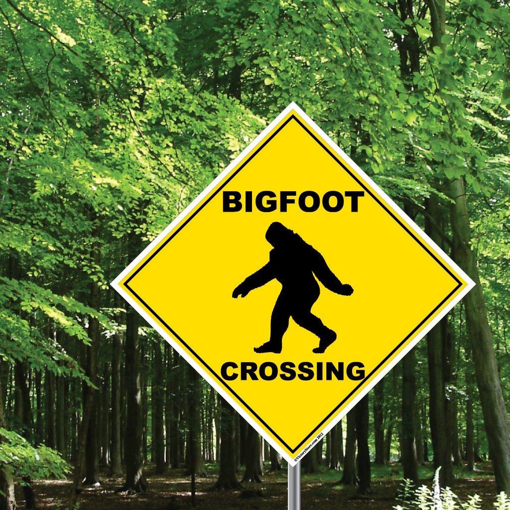 bigfoot crossing
