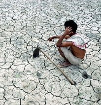india drought_farmer