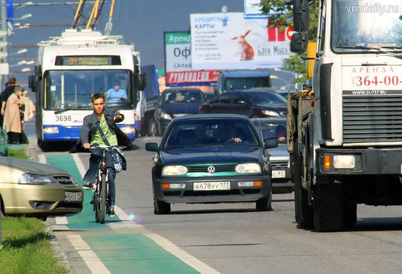 В Петербурге могут ввести налог на велосипедистов