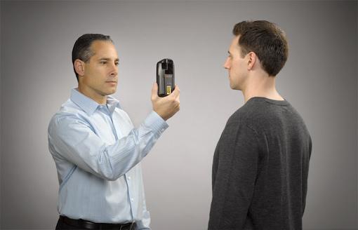 nutitelefon skännib silmi