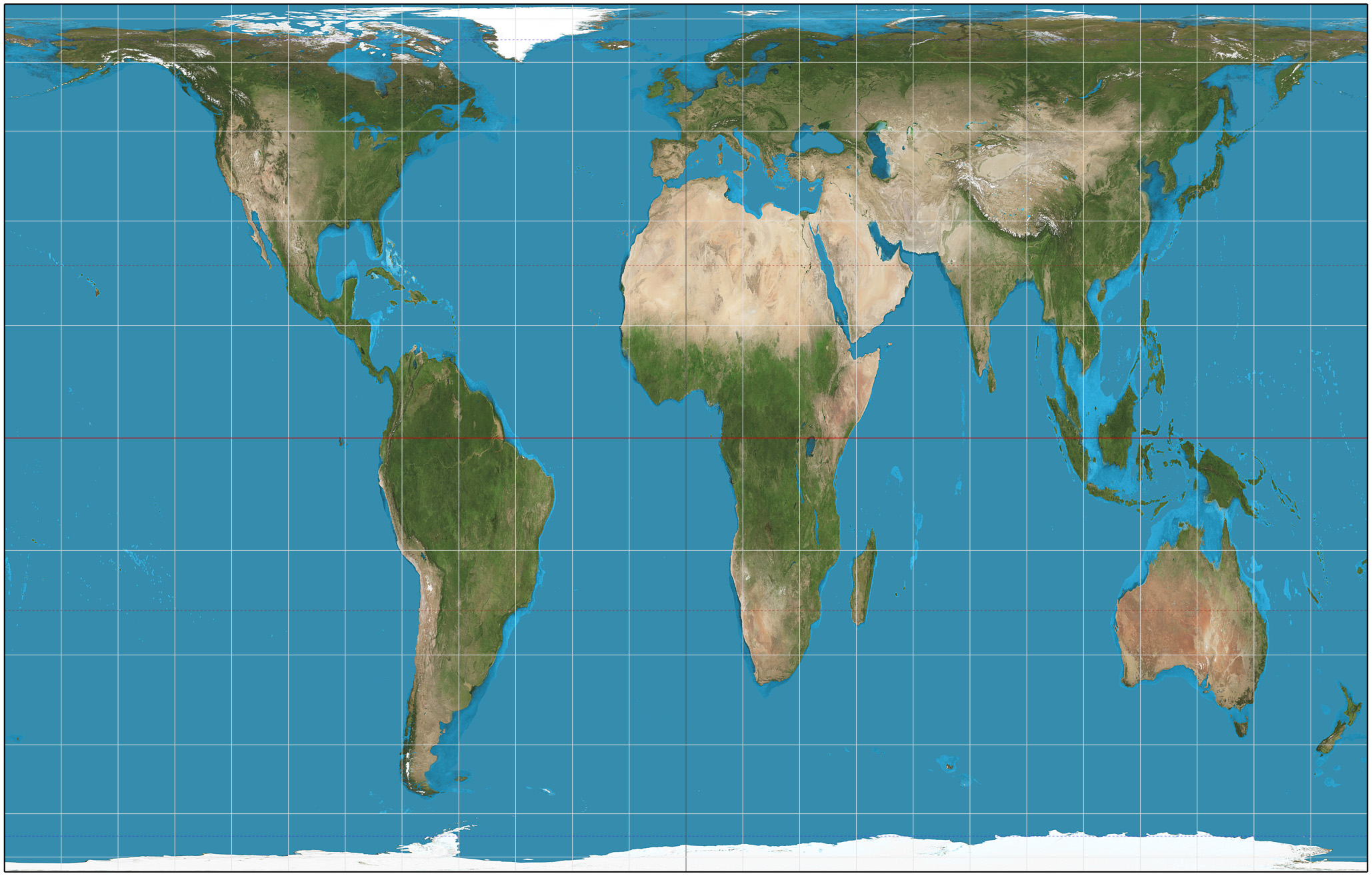Peters_projection_SW