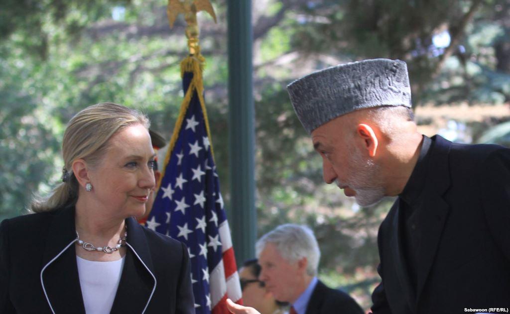 USA Karzai