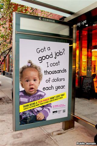anti young pregnancy