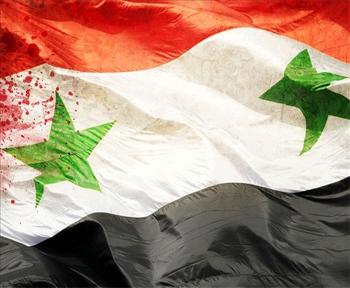 syriaflagblood