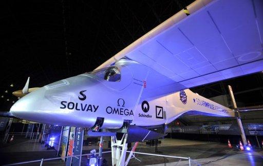 sun powered plane 2