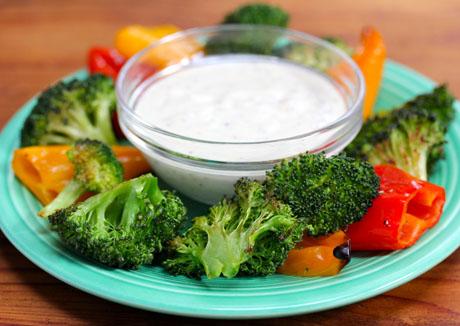 vegetables dip souce 2