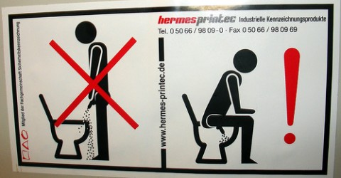 376-Swedish Politicians Trying To Ban Men From Peeing Standing Up