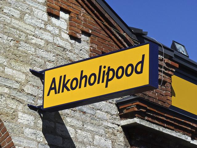 alkohoolipood