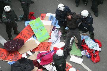 blockupy_protest frankfurt