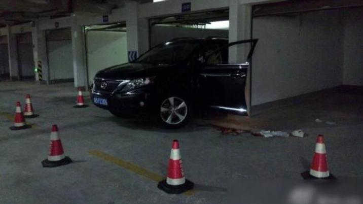 china parking
