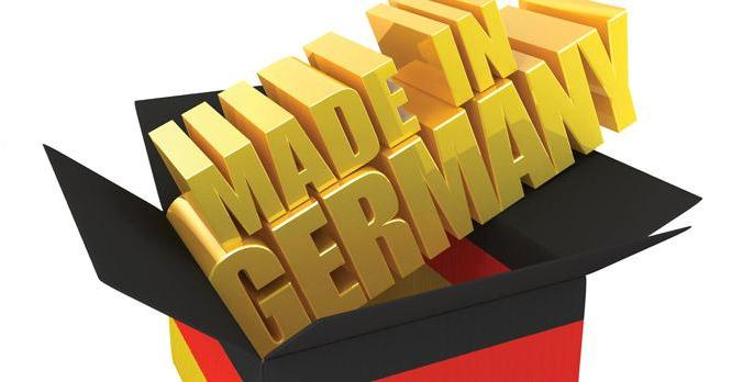 germany made in