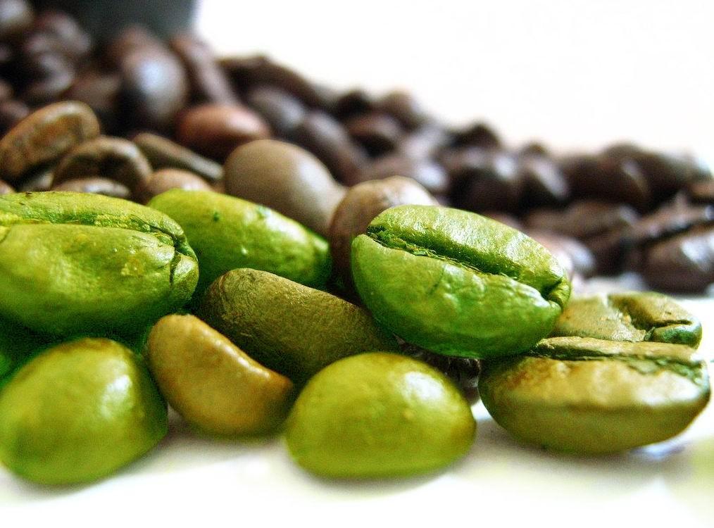 green coffe beans 2