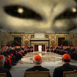 vatican aliens