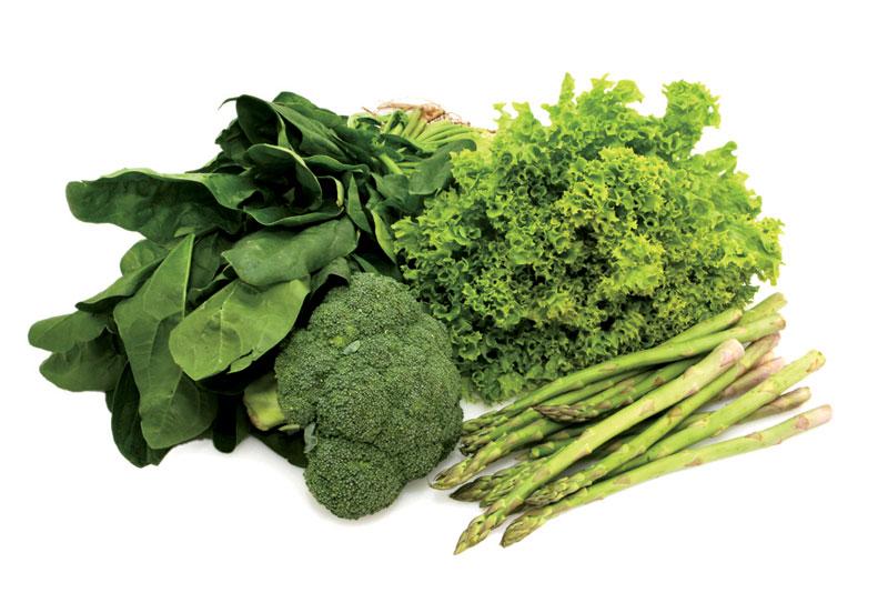 alcalizing foods