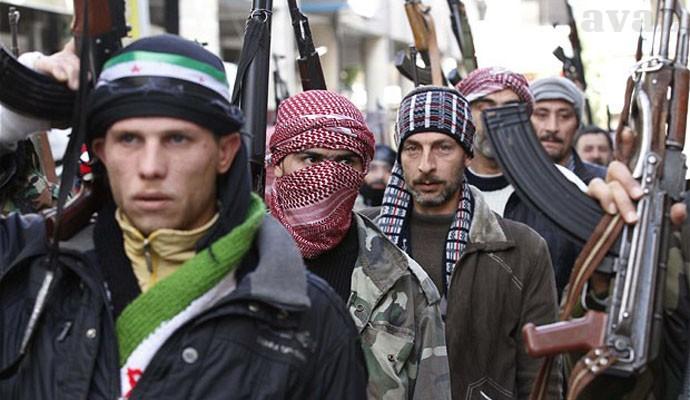 syrian rebels
