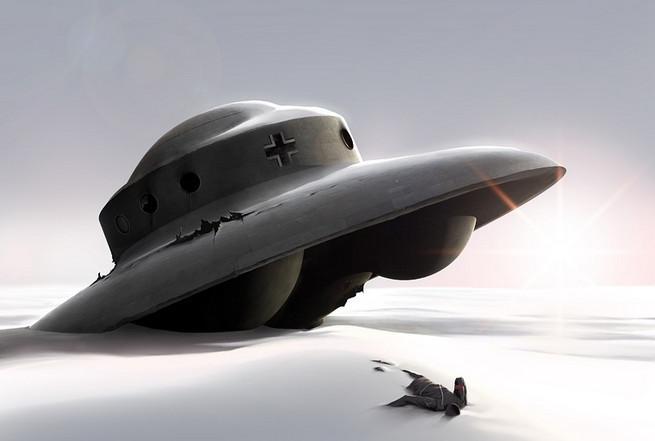 ufo nazi german 3