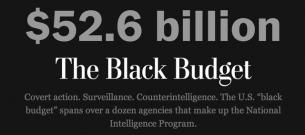 black budget
