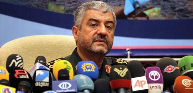 iran commander