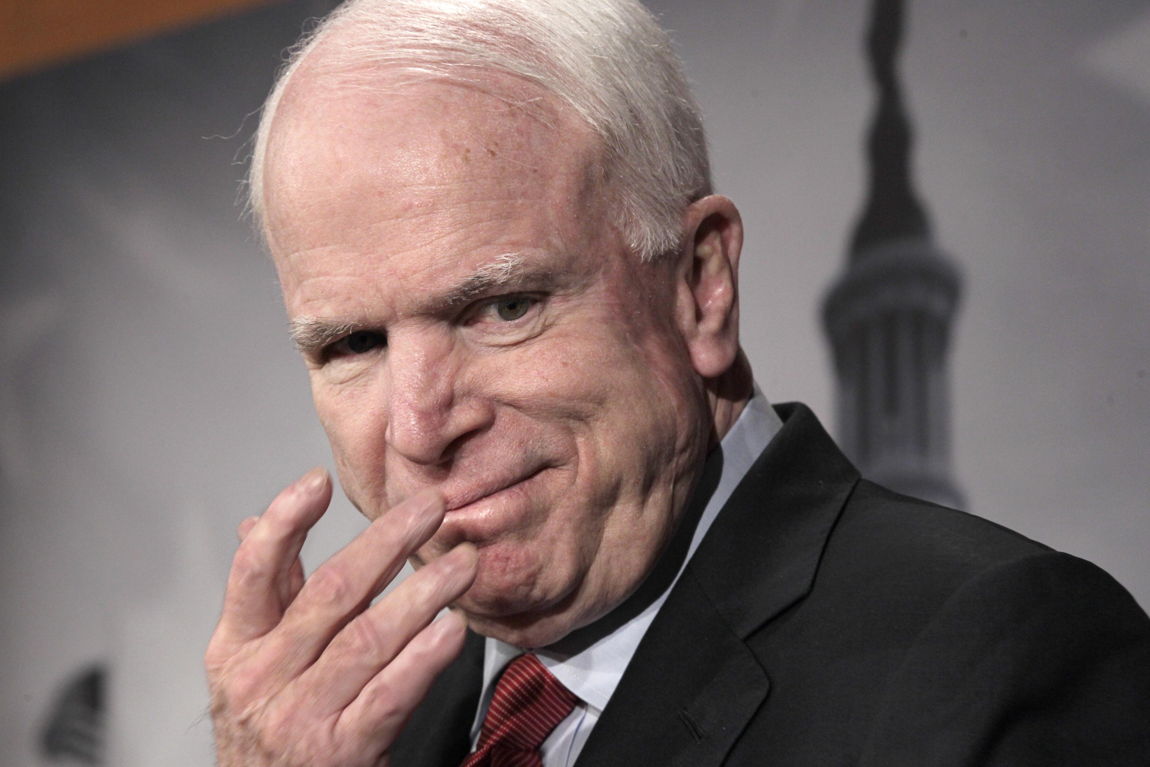 Завещание Маккейна