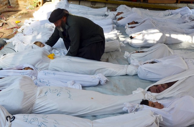Syria-chemical-attack