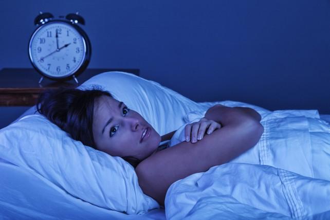 dreaming insomnia