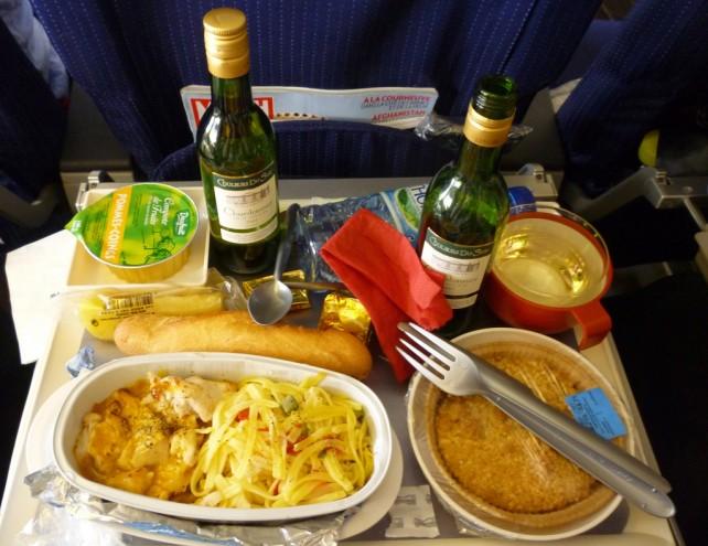 food plane