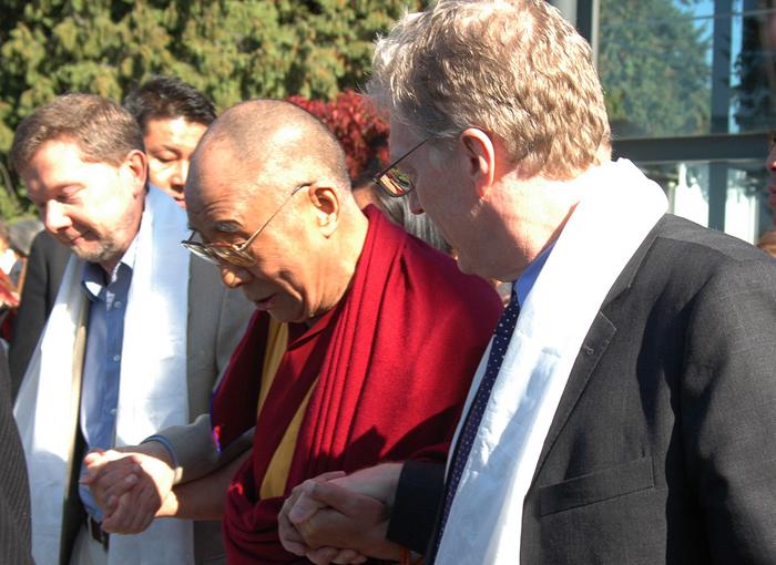 dalai lama & robinson