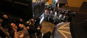 protests polizia