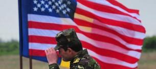 romania military USA