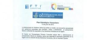 plan venezolano