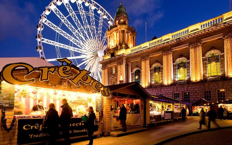 britain christmas market