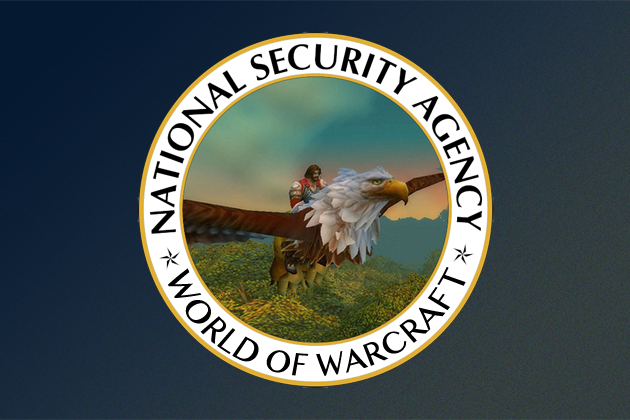 nsa world of warcraft