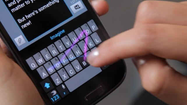 sms typing