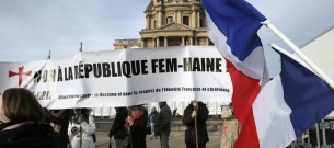 femen paris manifestation